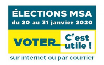MSA 2020 – Votez CFE-CGC pour une solidarité durable