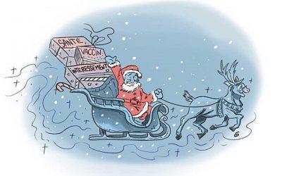 Le Père Noël est passé !